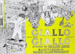 Giallo giallo-yellow yellow Book Cover