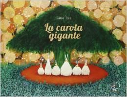 Carota gigante, La Book Cover