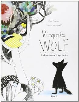 Virginia Wolf. La bambina con il lupo dentro Book Cover