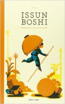 Issun Boshi. Il bambino che non era più alto di un pollice Book Cover
