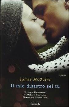 Mio disastro sei tu, Il Book Cover