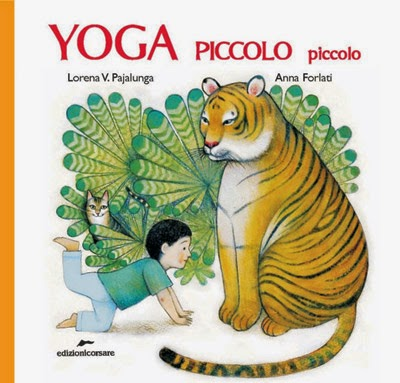 Yoga piccolo piccolo Book Cover