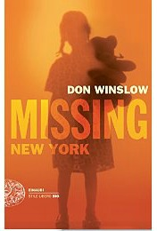 Missing New York Book Cover