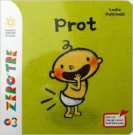 Prot Book Cover