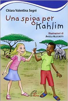 Spiga per Kahlim, Una Book Cover
