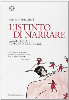 Istinto di narrare, L' Book Cover