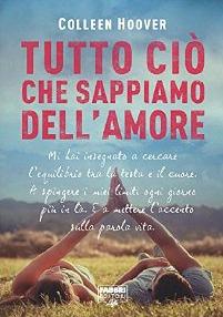 Tutto ciò che sappiamo dell'amore Book Cover