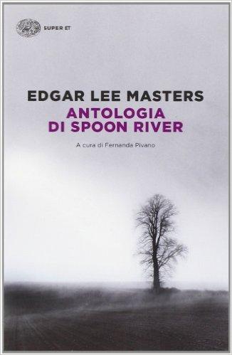 Antologia di Spoon River Book Cover